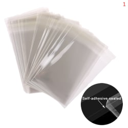 100pcs 61*88mm Card Sleeve Cards Protector Card Transparent Boar 1