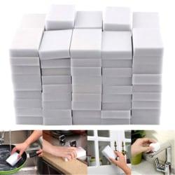 10pcs Cleaning Magic Sponge Eraser Melamine Cleaner Foam Cleaner onesize
