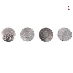 17mm Metal Jeans Button Tack Snap Fastener Press Metal Rivet Stu N1