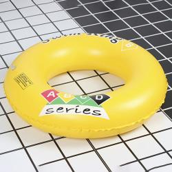 1pc Simning Ringar Beach Uppblåsbara Float Circle Water Fun Seat 50cm