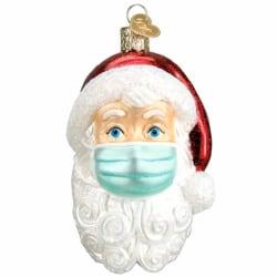 2020 Christmas Tree Santa Claus Hanging Pendant Survivors Mask N 1pcs