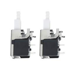 2Pcs TV-5 electric heating hot fan power switch KDC-A10 button p One Size