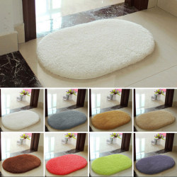 Absorbent Soft Memory Foam Bath Bathroom Bedroom Floor Shower M