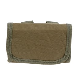 Ammo Shell Tactical Pouch Military Army Hunting Bandolier Cartri Army green