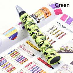 Anti-slip Racket Tennis Badminton Sweat Absorption Handle Grip T Green