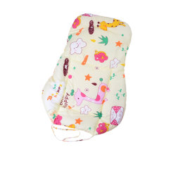 Baby Stroller Seat Cushion Stroller Pad mattresses Pillow Cover  Multicolor 66.5*44.5cm