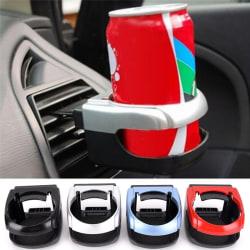 Car Truck Drink Water Cup Bottle Can Holder Door Mount Stand Dri Black