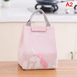 Dream forest thickened aluminum foil heat preservation lunch bag A2