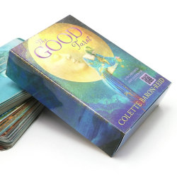 English Version Good Tarot deck Divination fate game for women C