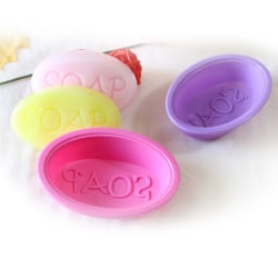 Korean Small Soap Mold Diy Silicone Mold Soap Candy Cake Baking