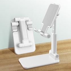 Mobile Phone Stand Adjustable Metal Desktop Tablet Universal Pho Silver 2.silver