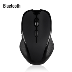 New 1600DPI Bluetooth 3.0  Mice for Ergonomic Optical Macbook Mo 黑色