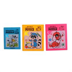 Random Animals Puzzle Slide Game Jigsaw Toy Kids Educational Gif