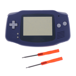 Repair kits full housing shell cover buttons for game boy advan Blue