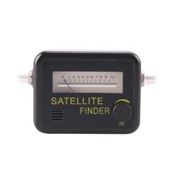 Satellite Finder Find Alignment Signal Meter Receptor For Sat D
