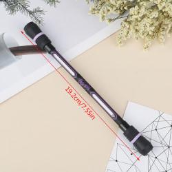 Spinning Pen Kreativ slumpmässig blixtroterande spelgelpennor för