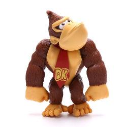 Super Mario Bros Donkey Kong Action Figures Model Toy PVC Figur