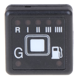 Switch for AEB MP48OBDII and MP48 GAS System LPG CNG gas convers One Size