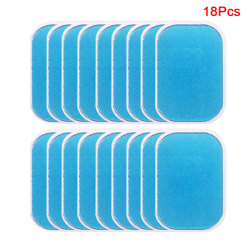 Trainer Replacement Gel Sheet EMS Abs Trainer Muscle Gel Pad Wa 18Pcs