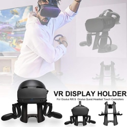 VR Stand Headset Display Holder Station for Oculus Quest Rift S
