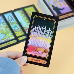 Waite Rider Tarot Deck Game 78Cards English Version Future Tell