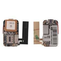 ZX303 PCBA GPS Tracker GSM GPS Wifi LBS Locator SOS Alarm Web AP