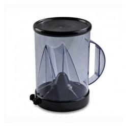 kaffedoseringsburk Transparent