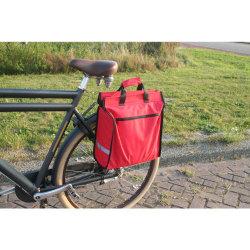 Cykelväska Röd