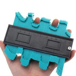 12 Cm Irregular Contours Gauge Arc Ruler Plastic Gauge Curvature onesize