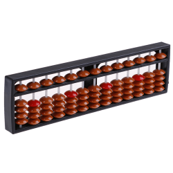 13 Grades abacus beads column kid school learning tools educatio Onesize