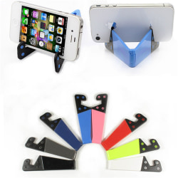 1PC Foldable Mobile Cell Phone Stand Holder For Smartphone Tabl