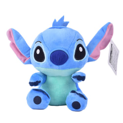 20CM Lilo and Stitch Plush Toy Soft Touch Stuffed Doll Figure To Blue one size