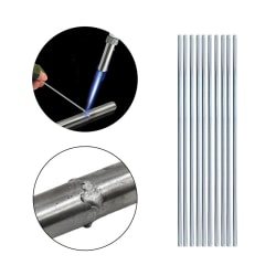 20PCs Aluminium Flux Cored Weld Wire Easy Melt Welding Rod for  33CM*2.0mm