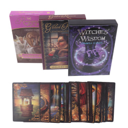 3 Styles Oracle Cards Funny Cards Guidance Divination Fate Board witch wisdom