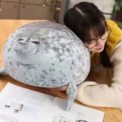 30 And 60cm Seal Pillow Plush Toy Soft Marine Animal Doll Childr 60cm