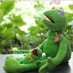 40cm Kermit Plush Toys Sesame Street Doll Stuffed Animal Kermit  40cm