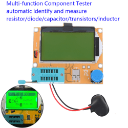 All-in-1 component tester transistor diode capacitor resistor i One Size
