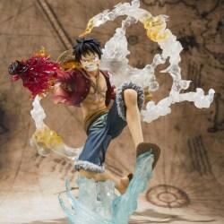 Anime Monkey D. Luffy Garage Kit 20cm PVC Action Figure Statue G