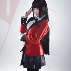 Animer Cosplay Costume Jabami Yumeko Sets Superior Quality Anime S