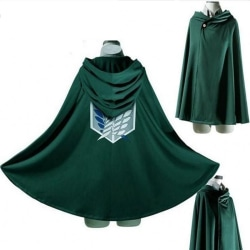 Animer Cosplay Costume Titan Ackerman Cloak Superior Quality An M