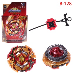 Beyblade burst B-128 starter set with launcher grip kids gift to One Size
