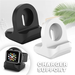 Charging Dock Stand Station Charger Holder For Watch iWatch Seri White
