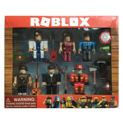 Game ROBLOX Figurer Leksaker 7-8cm PVC Action Figur Barn Collectio
