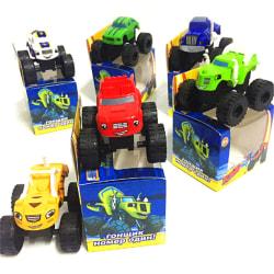 Hot Blaze Monster Machines Model Toys Vehicles Cars Trucks Child 0 0