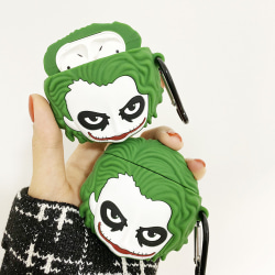 Joker Earphone Cover Silicone Protective Case Cover For Airpods  airpods 1/2