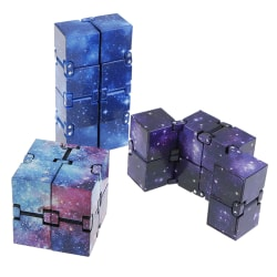 Magic Infinite Cube Stress Relief Infinity Flip Puzzle Anxiety R 1