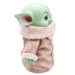 Star Wars Action Figure Baby Yoda Collection Toy PVC Miniature P Naughty B