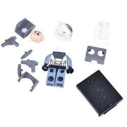 Star Wars Power Awakening Lego clone trooper puzzle toy One Size
