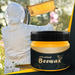 Wood Seasoning Beewax Complete Solution Furniture Care Beeswax H A1(80g)