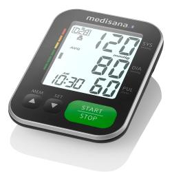 Medisana BU 570 Connect Blodtrycksmätare Svart